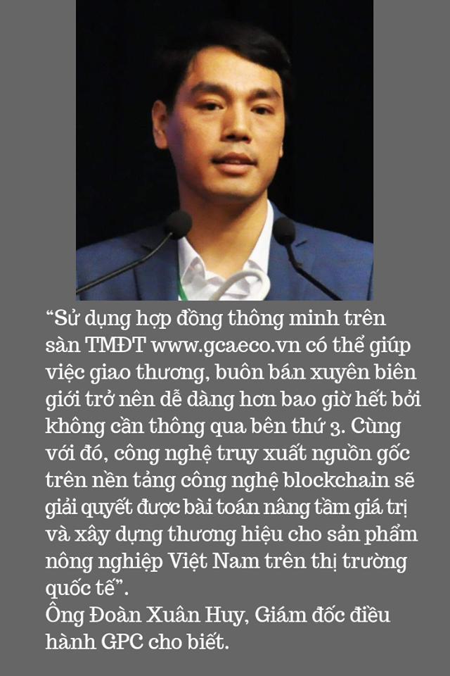 Nâng cao chuỗi giá trị cho nông nghiệp Việt Nam ở 'sân chơi 4.0' Ảnh 2