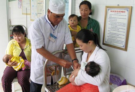 Tiêm bổ sung vaccine sởi- rubella cho hơn 4 triệu trẻ em dưới 5 tuổi Ảnh 1