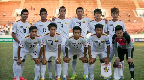 Hai trận bảng A ngày 12-11: Xem Myanmar ra quân Ảnh 1