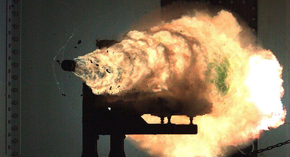 Thổ Nhĩ Kỳ thử súng điện từ nhanh gấp 6 lần vận tốc âm thanh Ảnh 2