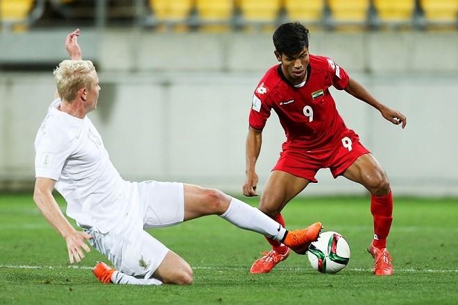'Messi xứ chùa tháp' lập công, Campuchia vẫn để thua ngược trước Myanmar Ảnh 3
