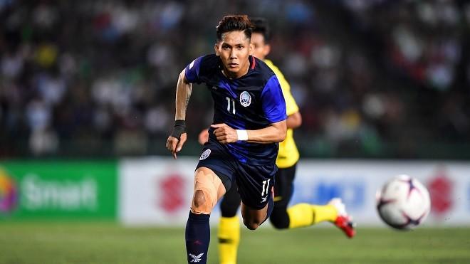'Messi xứ chùa tháp' lập công, Campuchia vẫn để thua ngược trước Myanmar Ảnh 1