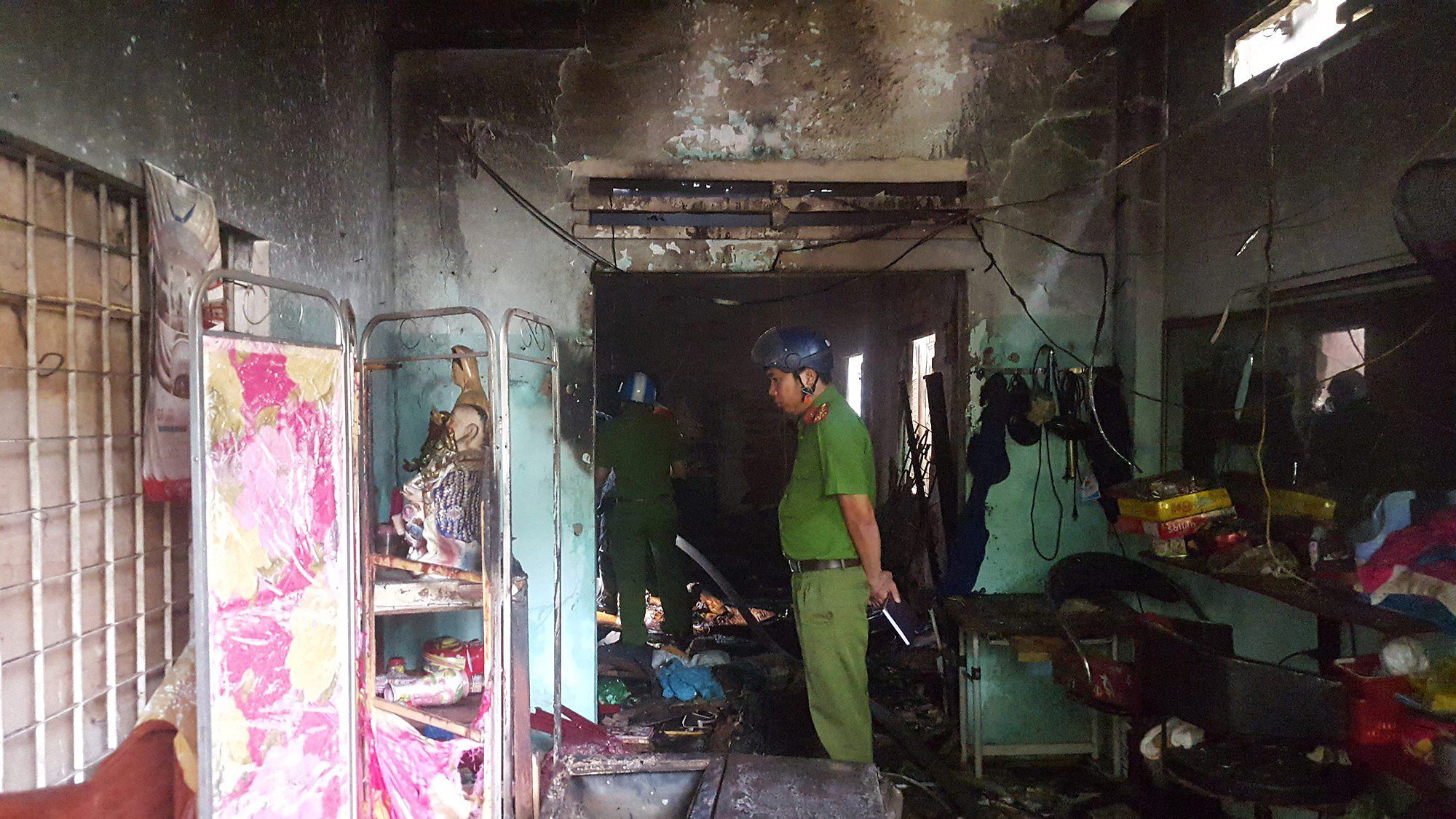 Cao Bằng: Bà chủ nhà 76 tuổi sống một mình bị người thuê nhà sát hại Ảnh 1