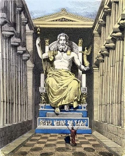 So sánh 7 kỳ quan thế giới ở thời cổ đại và hiện đại Ảnh 1
