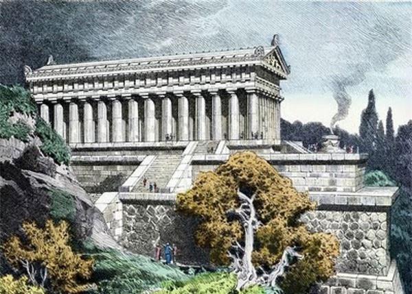 So sánh 7 kỳ quan thế giới ở thời cổ đại và hiện đại Ảnh 7