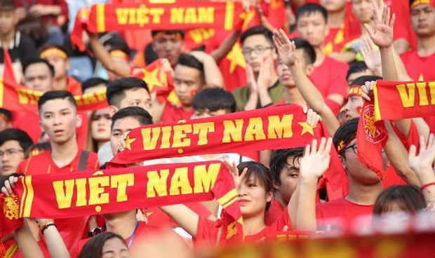 CĐV Việt Nam chỉ được phân phối hơn 2.000 vé trận gặp Myanmar Ảnh 1
