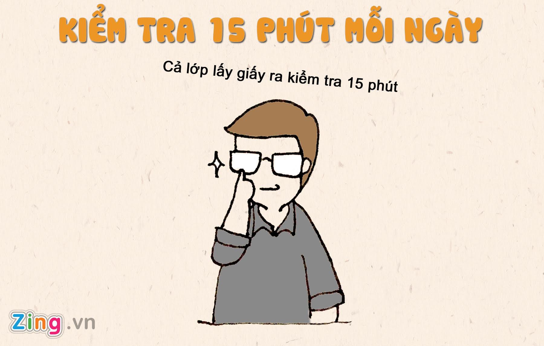 10 thói quen 'khó đỡ' của thầy cô thời nào chúng ta cũng gặp Ảnh 8