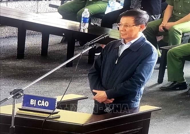 Lên bục xét hỏi, bị cáo Phan Văn Vĩnh 'thấy day dứt, hối hận' Ảnh 1