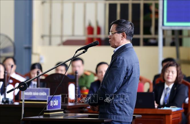 Lên bục xét hỏi, bị cáo Phan Văn Vĩnh 'thấy day dứt, hối hận' Ảnh 2
