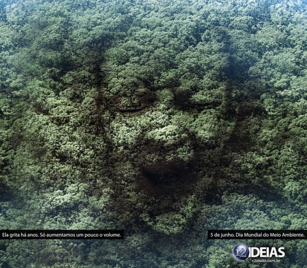12 quảng cáo tuyên truyền ấn tượng đánh thức con người về những vấn nạn xã hội Ảnh 9