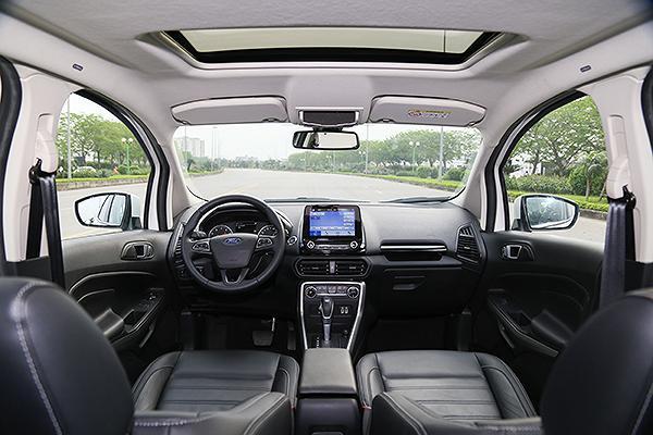5 điều khiến EcoSport Mới trở thành chiếc SUV hoàn hảo Ảnh 5