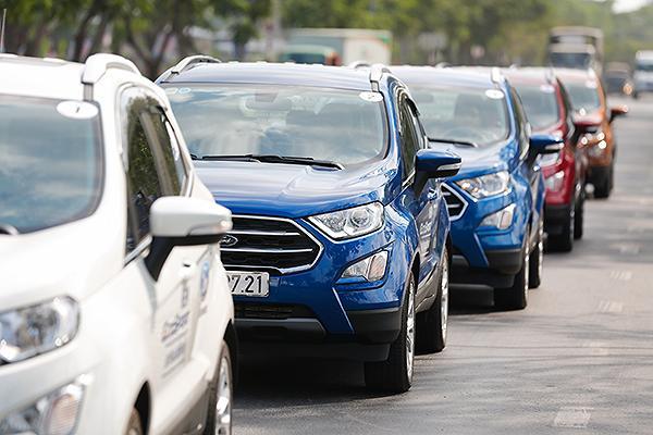 5 điều khiến EcoSport Mới trở thành chiếc SUV hoàn hảo Ảnh 4