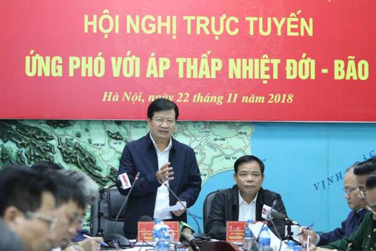 Bão số 9 sẽ gây mưa cực lớn ở Nam Trung Bộ Ảnh 1