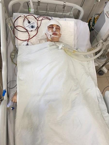 Nằm viện 1 tháng tại Bệnh viện Xanh-Pôn, người phụ nữ vô danh không có ai đến nhận Ảnh 2