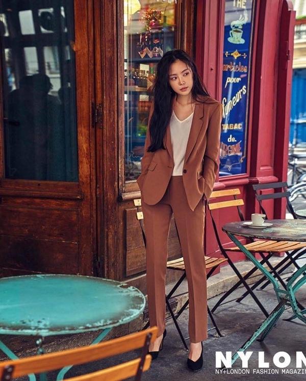Naeun (APink) sẽ diện style nào dưới đây khi tới Việt Nam? Ảnh 8