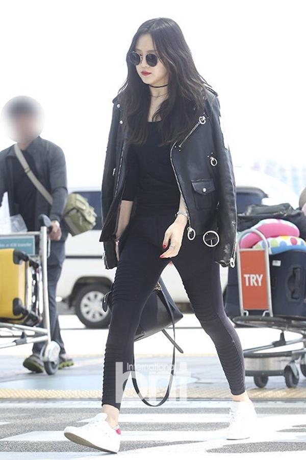 Naeun (APink) sẽ diện style nào dưới đây khi tới Việt Nam? Ảnh 3