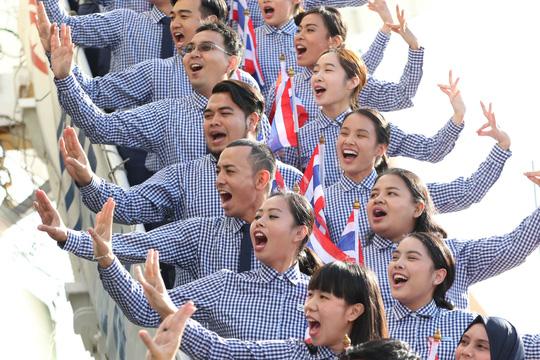 Tàu Nhật Bản chở 326 thanh niên ưu tú đến TP HCM Ảnh 3