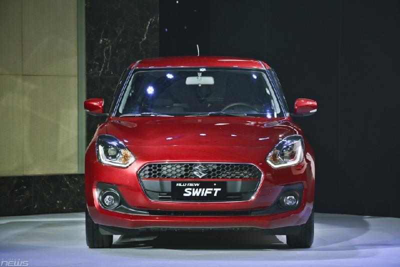 Chi tiết Suzuki Swift 2018 vừa ra mắt Ảnh 1