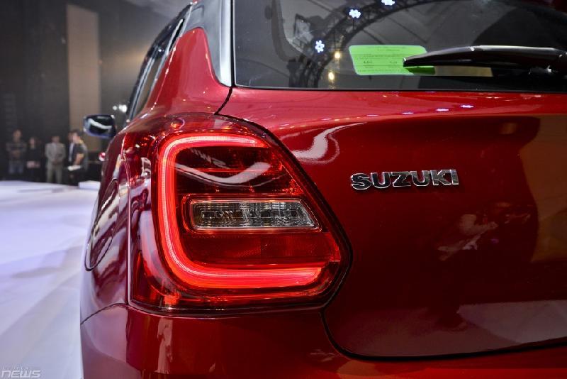 Chi tiết Suzuki Swift 2018 vừa ra mắt Ảnh 6