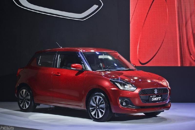 Chi tiết Suzuki Swift 2018 vừa ra mắt Ảnh 11