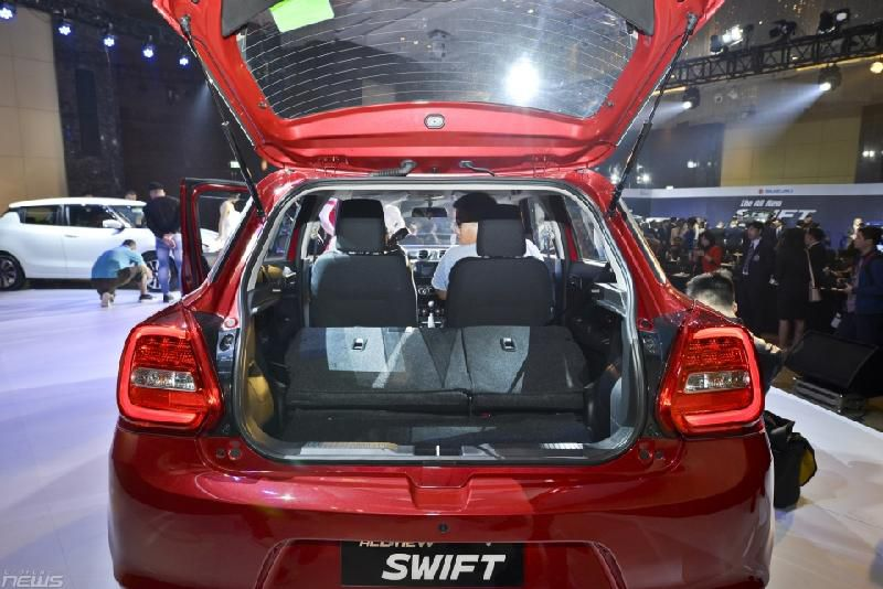 Chi tiết Suzuki Swift 2018 vừa ra mắt Ảnh 7