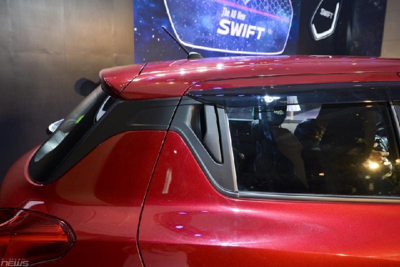 Chi tiết Suzuki Swift 2018 vừa ra mắt Ảnh 4