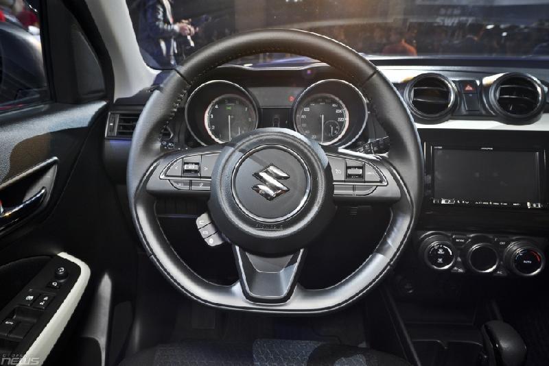 Chi tiết Suzuki Swift 2018 vừa ra mắt Ảnh 9