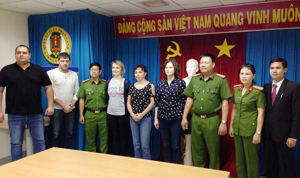 Dẫn độ 'nữ quái' bị Nga truy nã trốn sang Việt Nam Ảnh 1