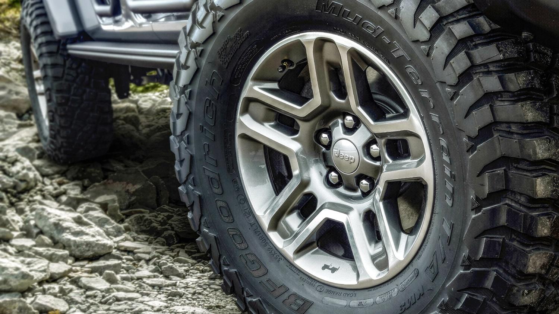 Lạ lẫm với 'lính chiến' bán tải Jeep Gladiator 2020 Ảnh 6