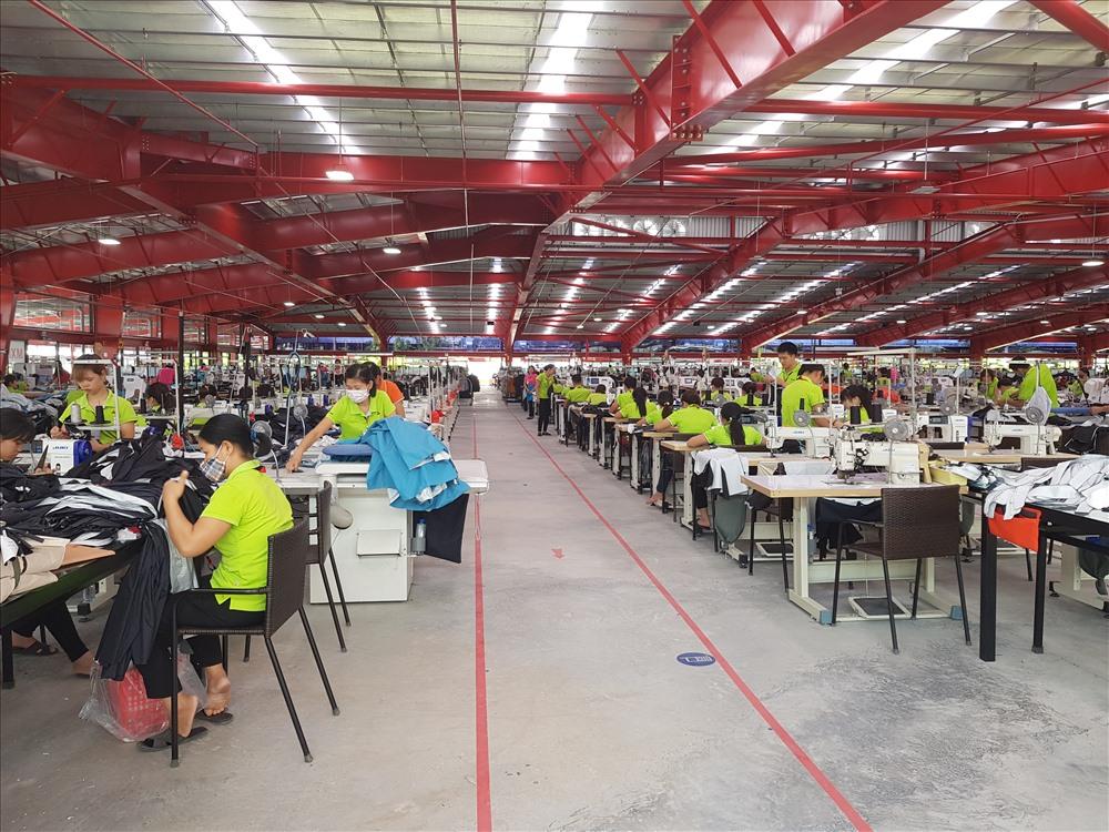 Công ty CP SX hàng thể thao MXP chăm lo tốt cho 15 nghìn công nhân Ảnh 4