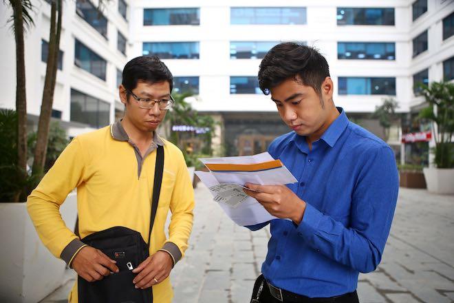 100% vé đặt online trận lượt về Việt Nam - Philippines đã tới tay các CĐV tại Hà Nội Ảnh 1