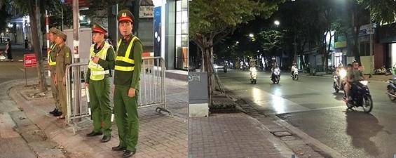 Quận Hai Bà Trưng (Hà Nội): Trên 200 đội viên dân phòng tham gia bảo vệ trận Việt Nam – Philippines Ảnh 1
