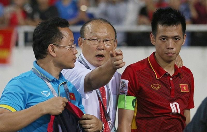 Tin tối (6.12): Muốn dự World Cup phải giữ chân HLV Park Hang-seo Ảnh 4
