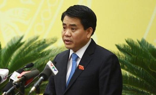 Ông Nguyễn Đức Chung: Cô giáo tát học sinh ở Hà Nội là không thể chấp nhận được Ảnh 1