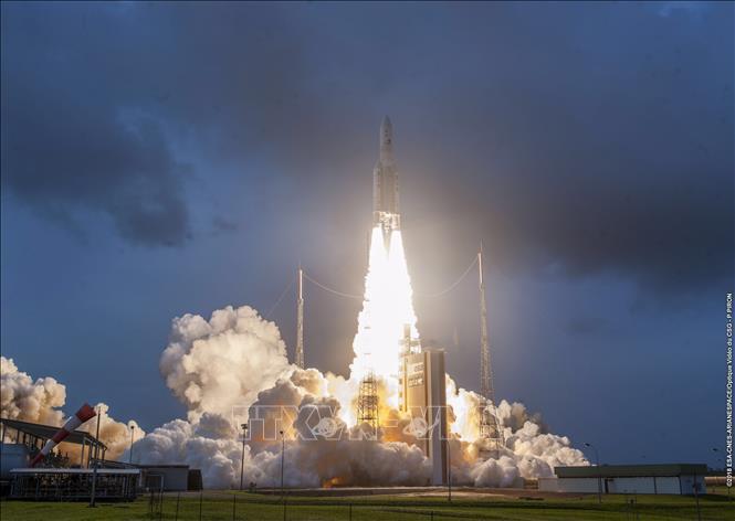 Hàn Quốc phóng thành công vệ tinh địa tĩnh khí tượng tự chế tạo Ảnh 1