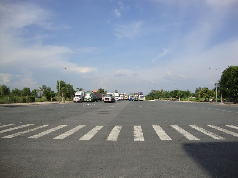 Tây Ninh tăng cường đầu tư xây dựng hạ tầng giao thông Ảnh 1