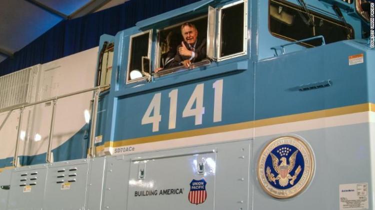 Tại sao di hài cố Tổng thống George H.W. Bush được đưa về nơi an táng bằng tàu hỏa? Ảnh 2
