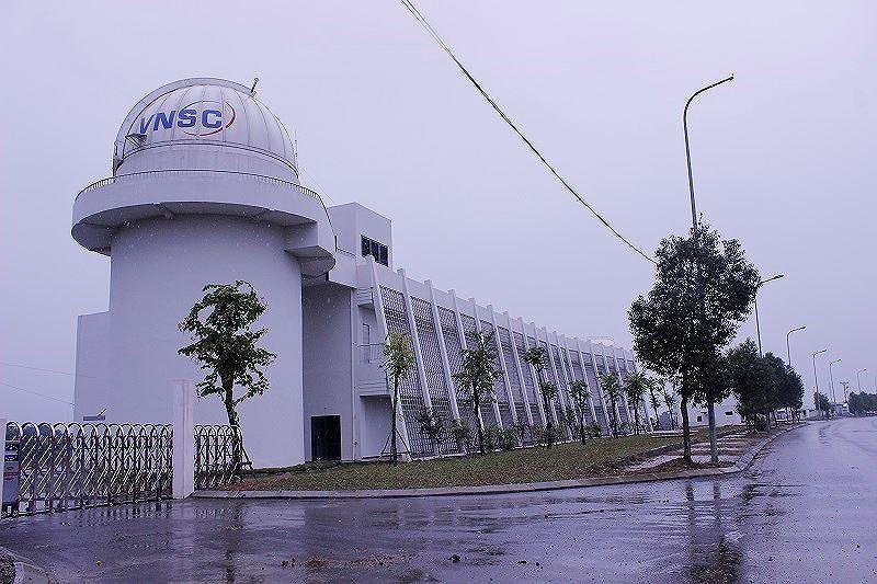 Sắp khánh thành Đài thiên văn hơn 60 tỷ đồng ở Hà Nội Ảnh 1