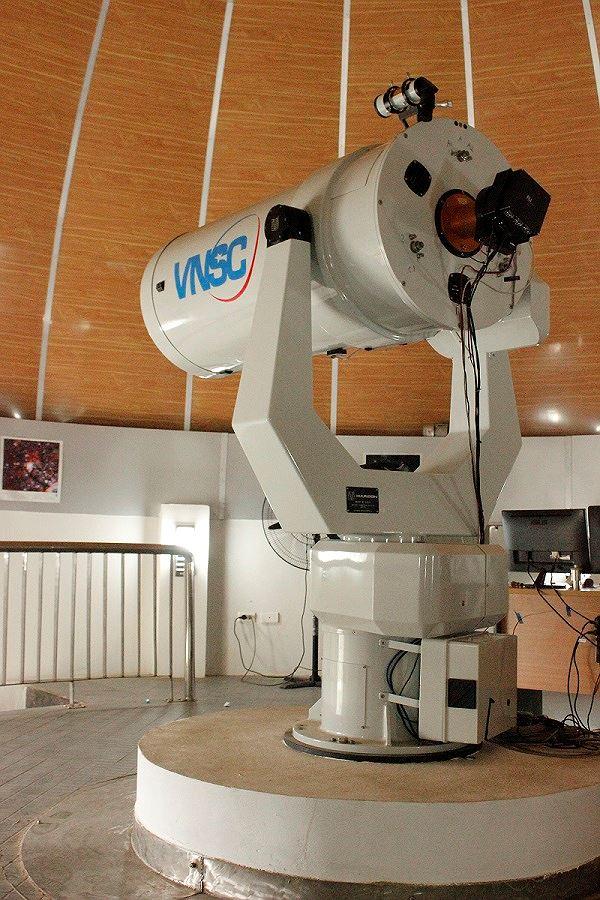 Sắp khánh thành Đài thiên văn hơn 60 tỷ đồng ở Hà Nội Ảnh 2