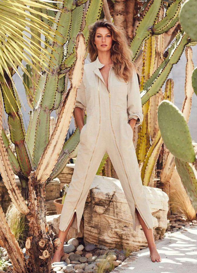 Siêu mẫu đắt giá Gisele Bundchen khoe dáng tuyệt mỹ trên tạp chí Ảnh 3