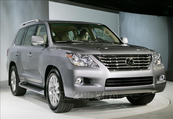 Toyota thu hồi thêm 1,7 triệu xe lỗi túi khí Ảnh 1