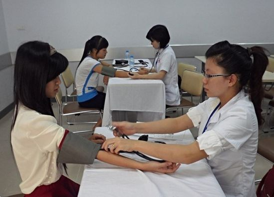 Đáng lo khi gần 50% người Việt trên 25 tuổi bị tăng huyết áp Ảnh 2