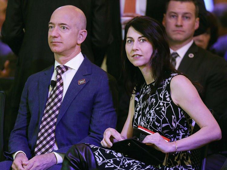 Amazon sẽ ra sao sau vụ ly hôn của Jeff Bezos? Ảnh 1