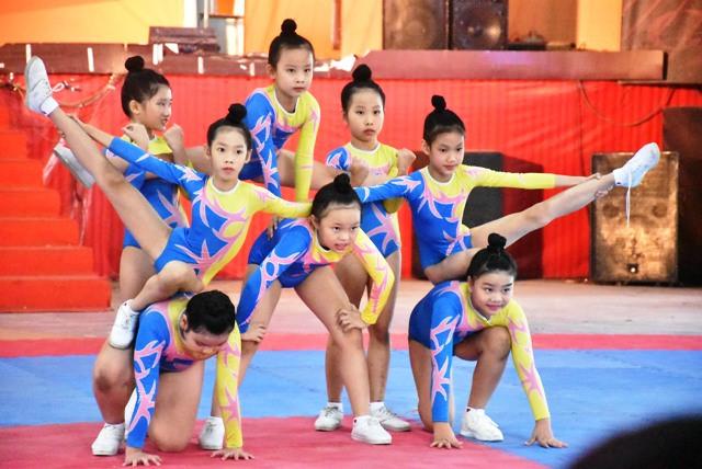 TPHCM: Khởi tranh Giải Festival võ nhạc, thể dục Aerobic - thể dục cổ động Ảnh 4