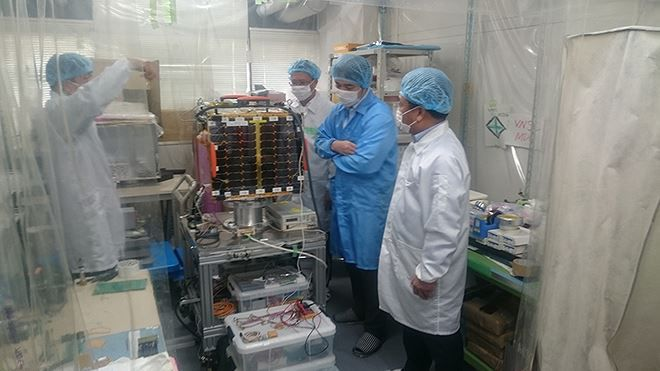 Vệ tinh Micro Dragon phóng lên vũ trụ vào 17/1 Ảnh 1