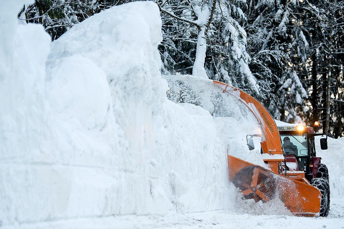 Mùa đông khắc nghiệt với tuyết rơi dày ở nhiều nơi trên thế giới Ảnh 4