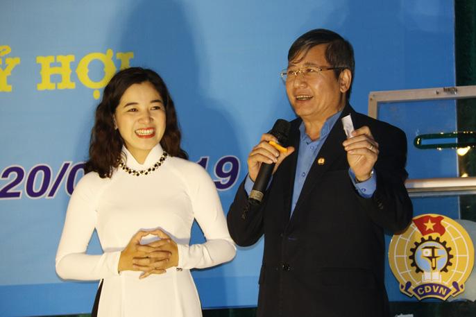 Tết sum vầy ấm áp, hơn 3,5 tỉ đồng đến với công nhân Quảng Nam Ảnh 8
