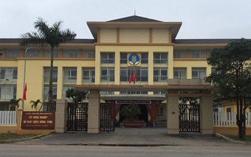 Kỷ luật Phó Giám đốc Sở NN&PTNT tỉnh Quảng Trị