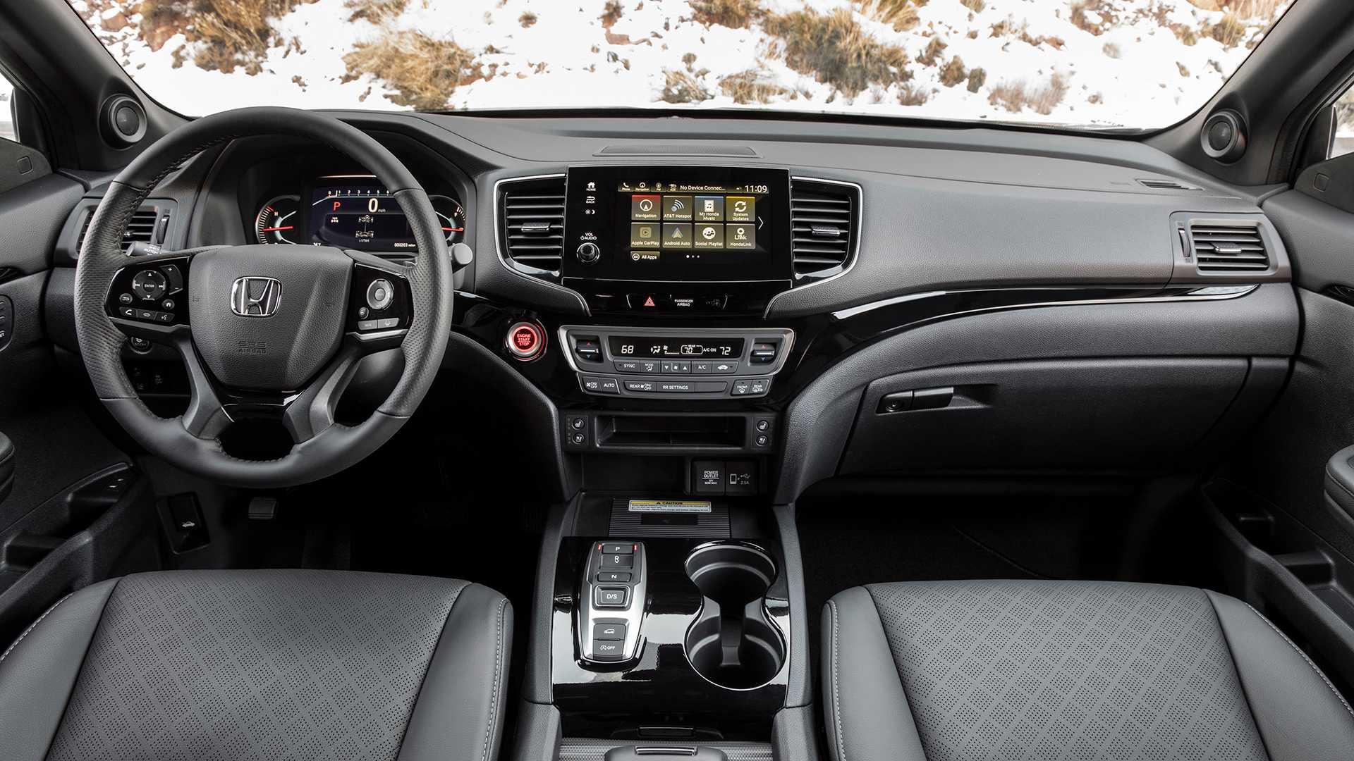 Honda Passport 2019 đối đầu Santa Fe giá cao nhất 55.000 USD Ảnh 4