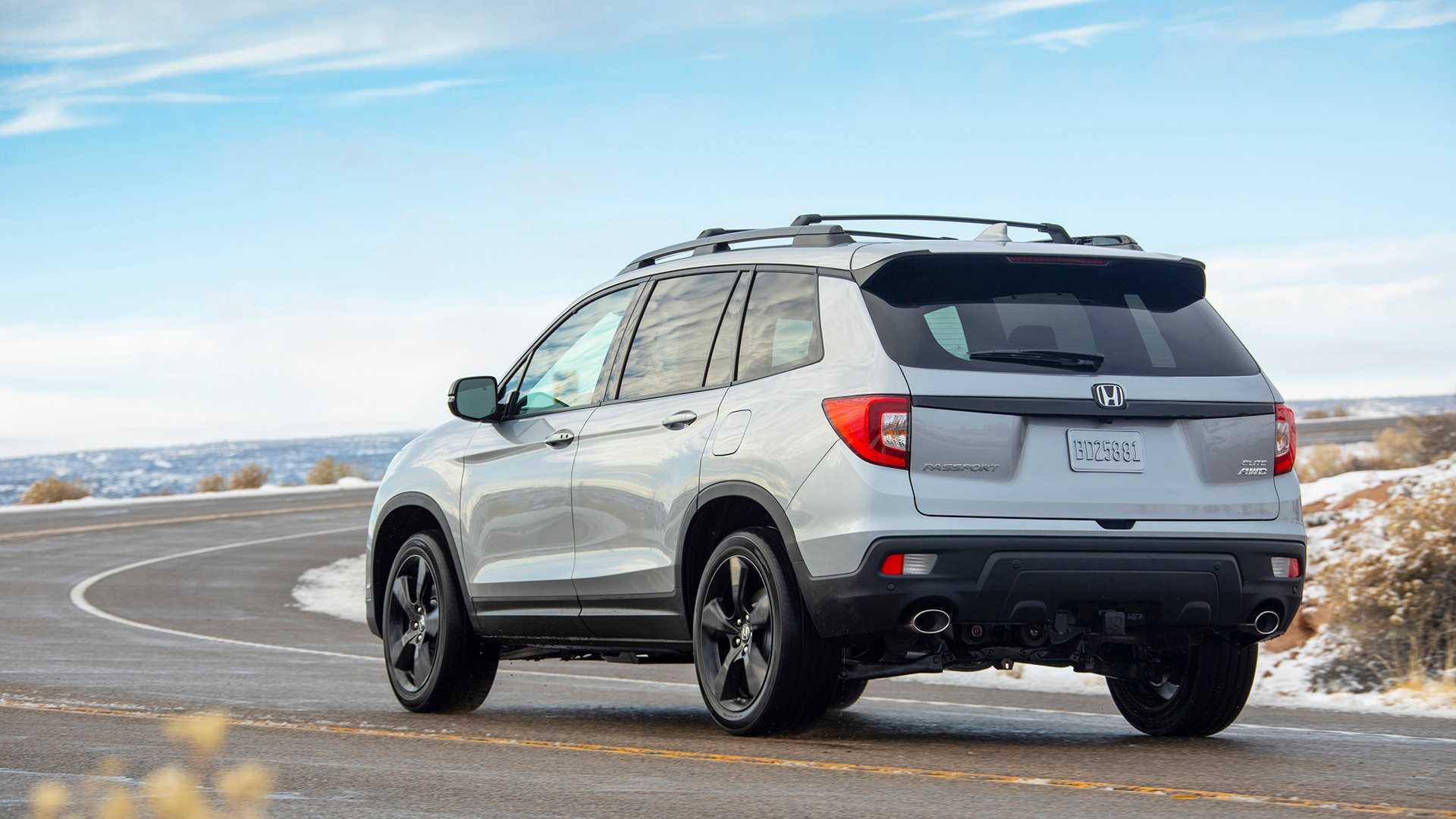 Honda Passport 2019 đối đầu Santa Fe giá cao nhất 55.000 USD Ảnh 6